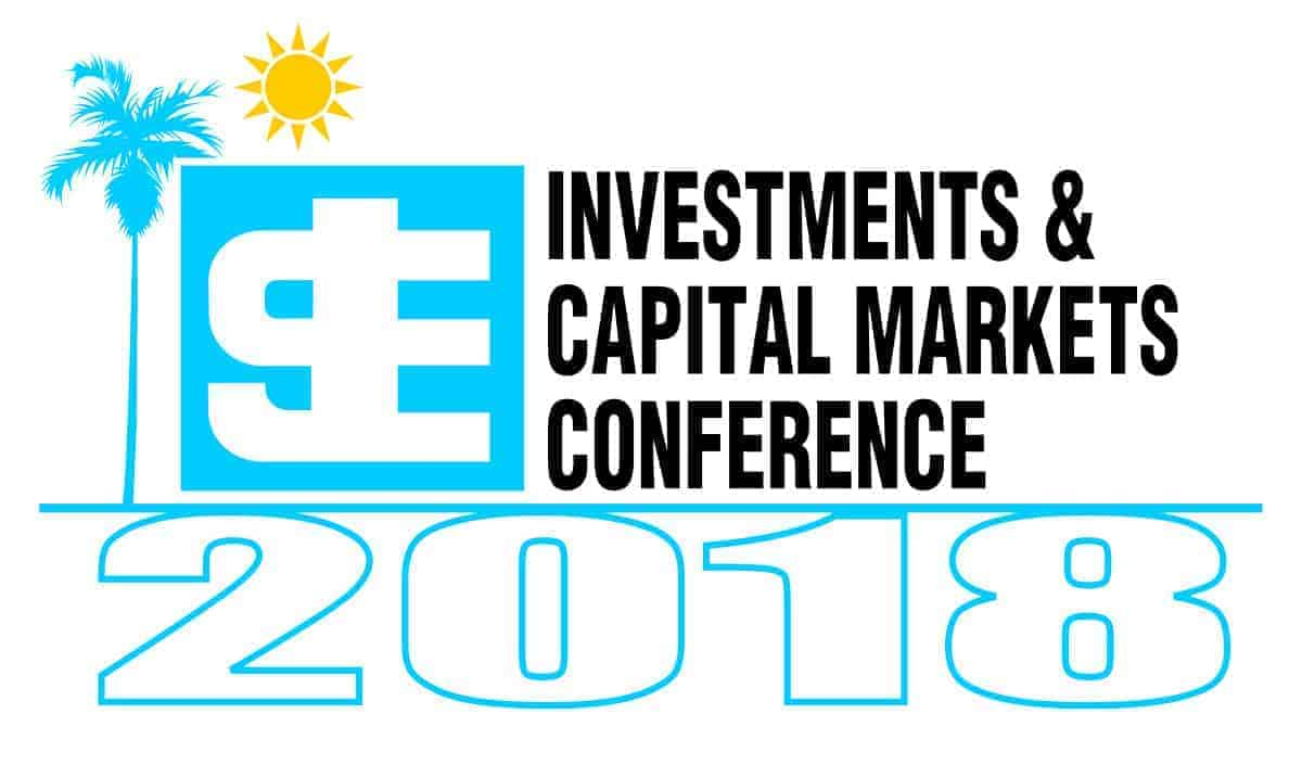 The Regional Investments and Capital Markets Conference 2018 - Jamaica Stock Exchange