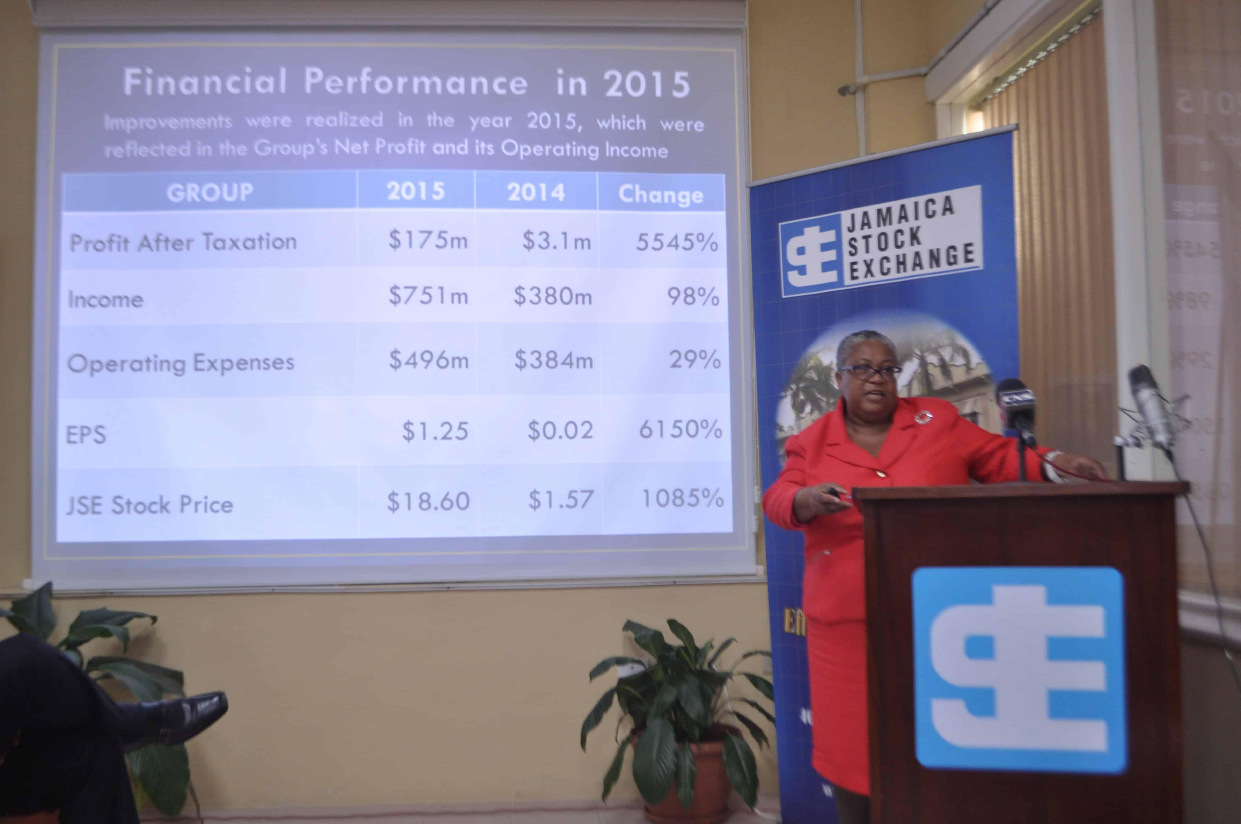 Jamaica Stock Exchange AGM