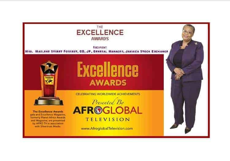 Mrs Street Excellence Award