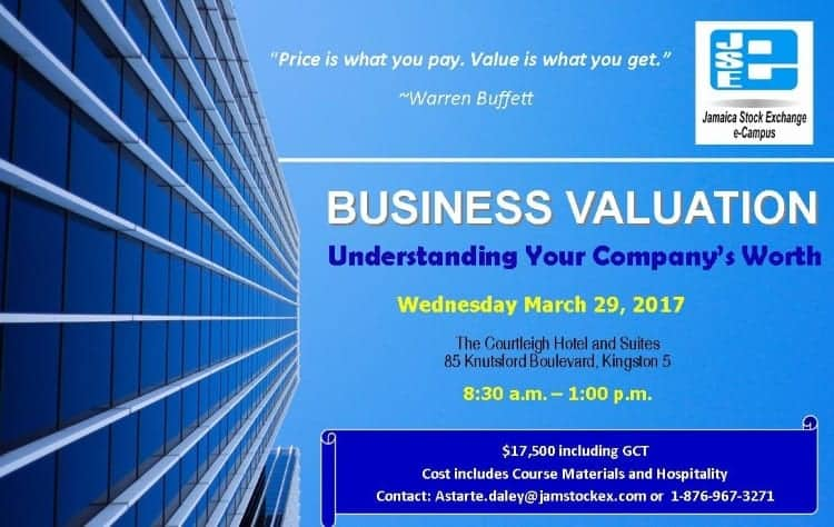Business Valuation Flyer - RE-SIZED FOR WEBSITE